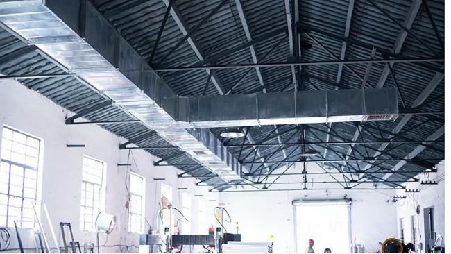 厂房环保通风工程解决方案案例