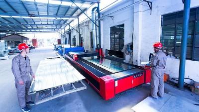 鲁海暖通-生产机械设备