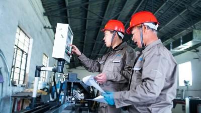 鲁海暖通-产品生产设备