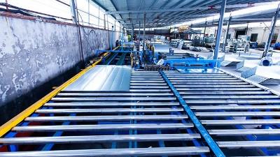 鲁海暖通-生产基地环境