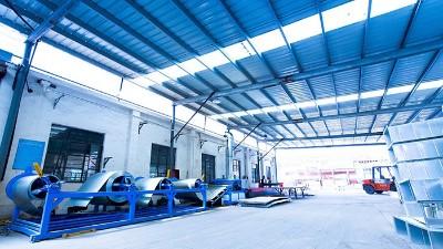 鲁海暖通-生产基地